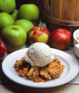 Amy's Apple Crisp