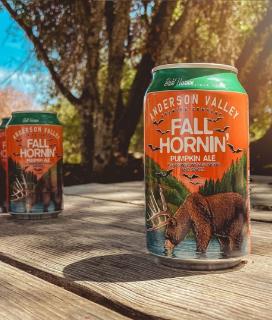 Fall Hornin' Pumpkin Ale