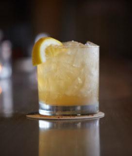 Flor de Meil Cocktail
