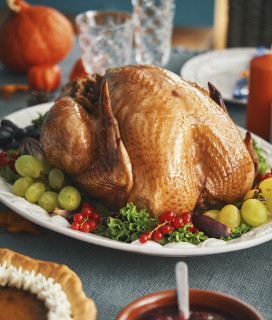 Time to Order Your Thanksgiving Turkeys