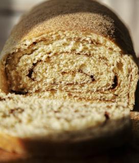 Classic Cinnamon Swirl Bread