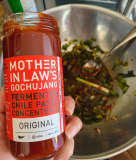 Mother-in-Laws Gochujang Fermented Chile Paste Concentrate
