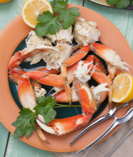Local Dungeness Crab