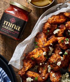 Mina Harissa Sauce