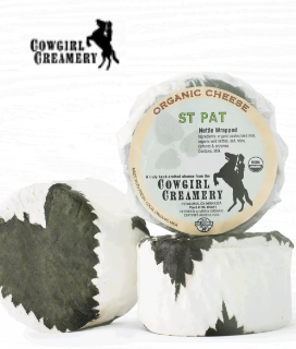 Cowgirl Creamery's St Pat