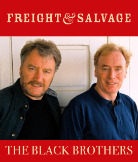 The Black Brothers for St. Patrick's Day