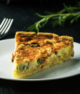 House-Made Quiche