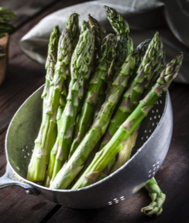 Local Asparagus is Here!