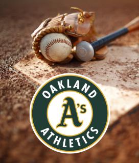 Baseball! Oakland A's