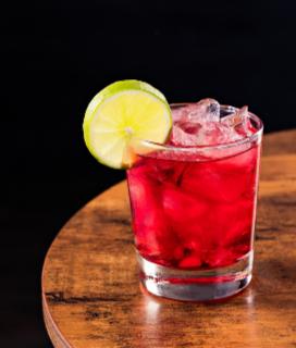 The Cherry Margarita