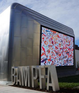 Free Films on BAMPFA's Outdoor Screen