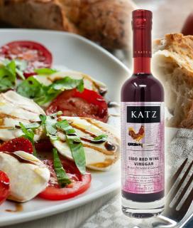 KATZ Trio Red Wine Vinegar