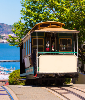 Cable Car Rides Return to SF this Month