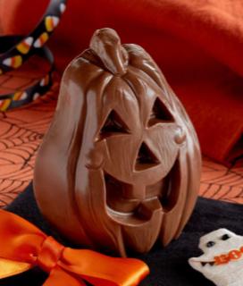 Smiling Milk Chocolate Jack O'Lantern