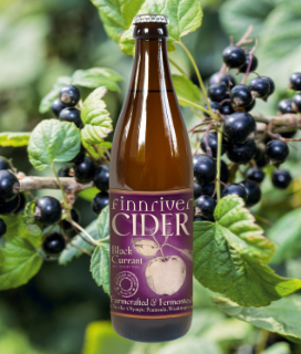 Finnriver Black Currant Cider